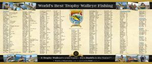 2012 Budd's Master Angler Club Members