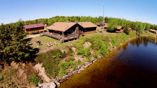 Lodge-aerial