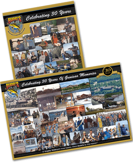 Celebrating 30 years of World Class Trophy Walleye and Northern Pike Fishing in Manitoba, Canada