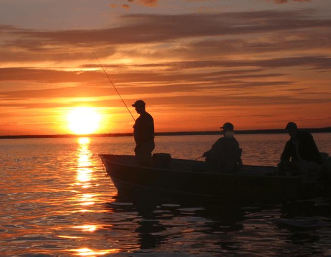 sunrise-fishing
