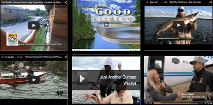 Budd's Gunisao Lake Lodge | Canada's BEST Trophy Walleye and Northern Pike Fishing video gallery